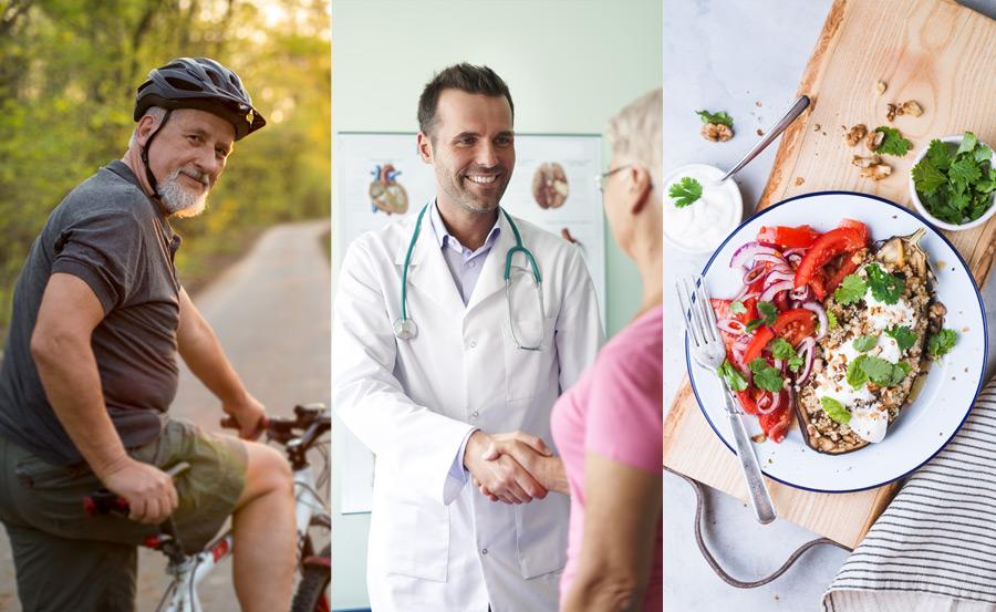 La prevención no se trata de curar enfermedades, sino de mantenernos sanos y vitales.